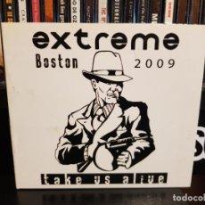 CDs de Música: EXTREME - TAKE US ALIVE - BOSTON 2009 - 2 CD'S . Lote 147693898