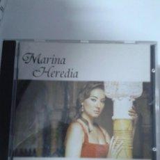 CDs de Música: MARINA HEREDIA. LA VOZ DEL AGUA. 2006. Lote 147694086