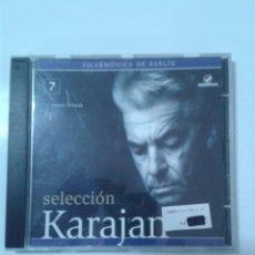 CDs de Música: SELECCIÓN KARAJAN - NUM. 7. CD. Lote 147697438