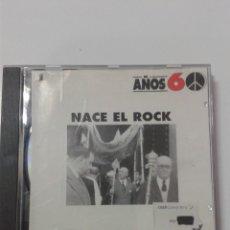 CDs de Música: AÑOS 60. NACE EL ROCK. VOL.1. CD. Lote 147697710