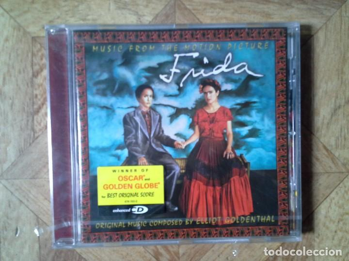 FRIDA - MUSIC FROM THE MOTION PICTURE - CD 2002 PRECINTADO (Música - CD's World Music)