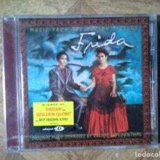CDs de Música: FRIDA - MUSIC FROM THE MOTION PICTURE - CD 2002 PRECINTADO. Lote 147702014