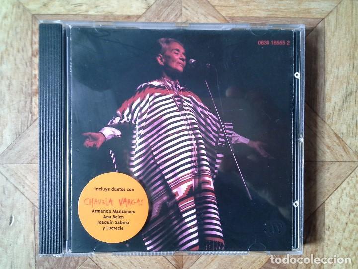 CHAVELA VARGAS - CD ALEMANIA 1997 (Música - CD's World Music)