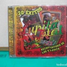 CDs de Música: LUPITA TOTAL 20 EXITOS VARIOS LATINO CD ALBUM . Lote 147709306