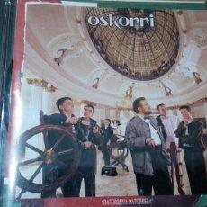 CDs de Música: OSKORRI DATORRENA DATORRELA CD. Lote 147639378