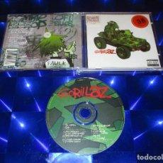 CDs de Música: GORILLAZ ( GORILLAZ ) - CD - 7243 534488 0 6 - PARLOPHONE - MAN RESEARCH - NEW GENIOUS .... Lote 147712514