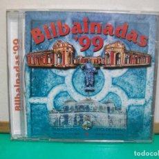 CDs de Música: BILBAINADAS 99 CD ALBUM NUEVO¡¡. Lote 147712774