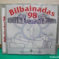 CDs de Música: BILBAINADAS 98 CD ALBUM NUEVO¡¡. Lote 147712850