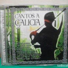 CDs de Música: CD ALBUM CANTOS A GALICIA NUEVO¡¡. Lote 147712986