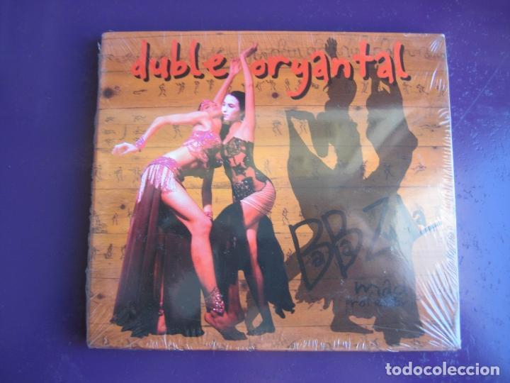BABA ZULA, MAD PROFESSOR CD PRECINTADO TURQUIA 2005 DUBLE ORYANTAL - EXPERIMENTAL PSICODELIA DUB (Música - CD's World Music)