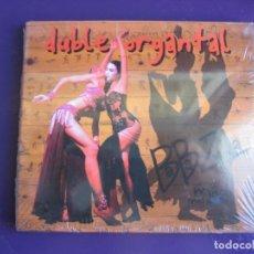 CDs de Música: BABA ZULA, MAD PROFESSOR CD PRECINTADO TURQUIA 2005 DUBLE ORYANTAL - EXPERIMENTAL PSICODELIA DUB. Lote 147722562