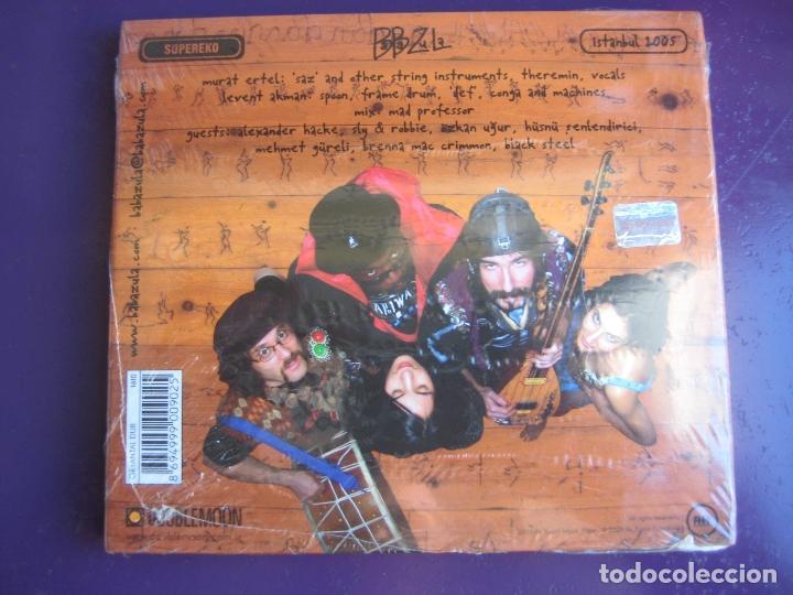 CDs de Música: Baba Zula, Mad Professor CD PRECINTADO TURQUIA 2005 Duble Oryantal - EXPERIMENTAL PSICODELIA DUB - Foto 2 - 147722562