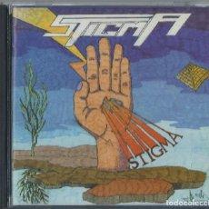 CDs de Música: STIGMA CD RARE SPANISH HEAVY 2002-GOLIATH-EVO-SANTA-ICARIAN-BARON-THOR-ACIDO-DISTURMENTAL. Lote 147724846