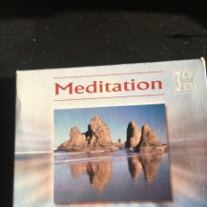 CDs de Música: MEDITACIÓN 3CD'S. Lote 147725252