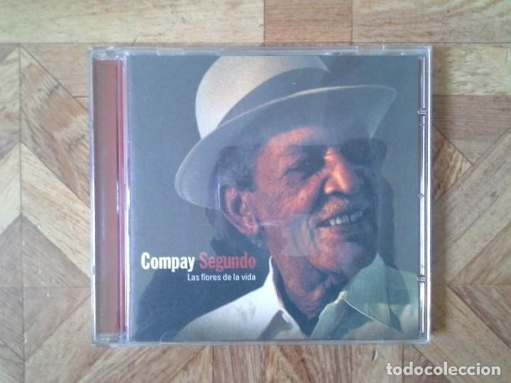 COMPAY SEGUNDO – LAS FLORES DE LA VIDA - CD 2000 (Música - CD's World Music)
