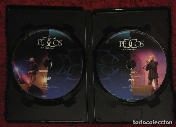 Musik-CDs: PECOS (EN DIRECTO - CONCIERTO 25 ANIVERSARIO) CD + DVD 2004 - Foto 3 - 147726498