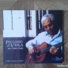 CDs de Música: PAULINHO DA VIOLA – MEU TEMPO É HOJE - CD BRASIL 2003. Lote 147727338