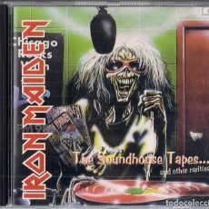 CDs de Música: IRON MAIDEN : THE SOUNDHOUSE TAPES & OTHER RARITIES - CD BOOTLEG 1997 COLLECT SONGS. Lote 147731502