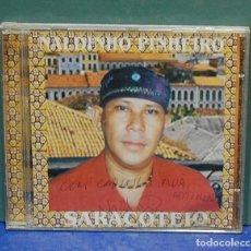 CDs de Música: LMV - NALDINHO PINHEIRO. SARACOTEIO. CD. Lote 147733402