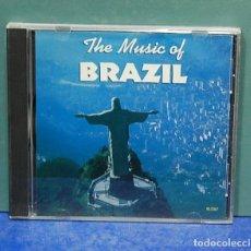 CDs de Música: LMV - THE MUSIC OF BRAZIL. CD. Lote 147733926