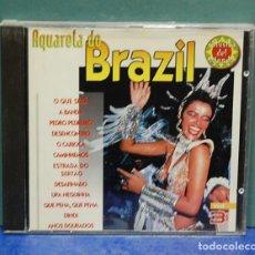 CDs de Música: LMV - AQUARELA DO BRAZIL. CD. Lote 147734178