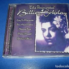 CDs de Música: BILLIE HOLIDAY - GREATEST HITS VOLUME 1 / GREATEST HITS VOLUME 2 / THE IMMORTAL (3CD). Lote 147739046