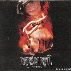 CDs de Música: DREAM EVIL 2 CD CARDBOAR SLEEVE 2007, JAPAN+3 BONUS ,W/STICKER-RHAPSODY(COMPRA MINIMA 15 EUROS). Lote 147740906