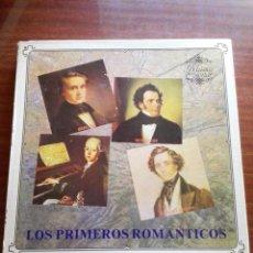 CDs de Música: ALBUM / ESTUCHE CON 9 LP DE LOS GRANDES COMPOSITORES ROMANTICOS. Lote 147745302