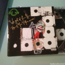CDs de Música: A TRIBE CALLED QUEST – WE GOT IT FROM HERE... THANK YOU 4 YOUR SERVICE. Lote 147749486