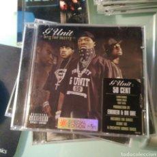 CDs de Música: G-UNIT – BEG FOR MERCY. Lote 147750046
