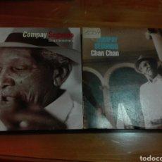 CDs de Música: LOTE 2 CD,S COMPAY SEGUNDO. Lote 147753896