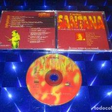 CDs de Música: CARLOS SANTANA ( 12 GRANDES EXITOS EN VERSION ORIGINAL ) - CD - EUROPA - PERSUASION .... Lote 147760210
