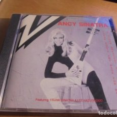 CDs de Música: RAR CD. NANCY SINATRA. THESE BOOTS ARE MADE FOR WALKIN & OTHER HITS. PROMO. Lote 147770706