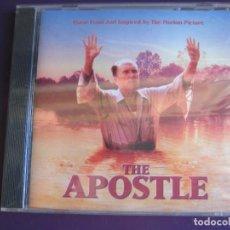 CDs de Música: THE APOSTLE CD PRECINTADO 1998 - BSO OST - COUNTRY BLUES ROCK - JOHNNY CASH - CARTER FAMILY - ETC. Lote 147783630