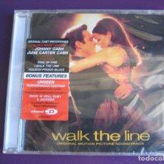 CDs de Música: WALK THE LINE - EN LA CUERDA FLOJA CD BSO OST - JOHNNY CASH JUNE CARTER - PHOENIX WITHERSPOON ROCK . Lote 147783882
