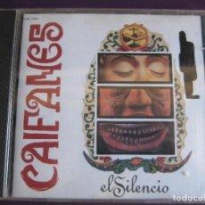 CDs de Música: CAIFANES CD RCA MEXICO 1992 - EL SILENCIO - SIN USO - . Lote 147784758