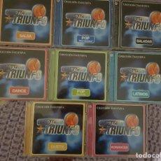 CDs de Música: COLECCIÓN EXCLUSIVA OPERACION TRIUNFO 1ª EDICIÓN. ESTA COMPLETA.. Lote 147785390