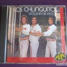CDs de Música: LOS CHUNGUITOS CD EMI AMALGAMA - LIMOSNA DE AMOR - RUMBAS GITANAS - RUMBA POP . Lote 147785654