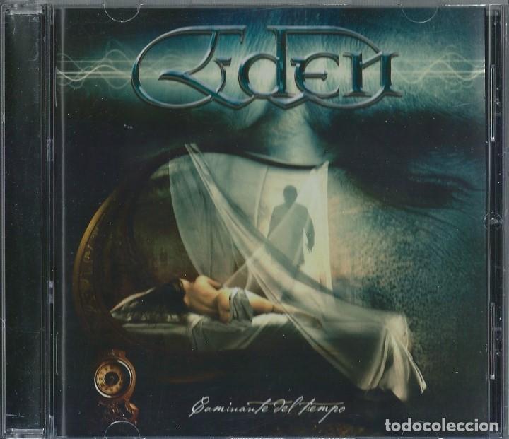 EDEN CD CAMINANTE..SPANISH HEAVY 2011-AVALANCH-SARATOGA-MAGO DE OZ-LEYENDA-ALOS (Música - CD's Heavy Metal)