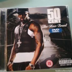CDs de Música: 50 CENT – THE NEW BREED (DVD+CD). Lote 147837906