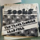 CDs de Música: THE ZOOKS – TEN YEARS, TANGIER. Lote 147842594