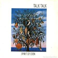 CDs de Música: TALK TALK - SPIRIT OF EDEN - CD ÁLBUM DE 4 TRACKS - ED. PARLOPHONE / EMI RECORDS - AÑO 1988.. Lote 147843814