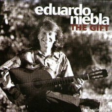 CDs de Música: EDUARDO NIEBLA - THE GIFT - CD ALBUM - 9 TRACKS - LMR RECORDS - AÑO 2000. Lote 147844414