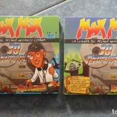 CDs de Música: PACK MAX MIX 30 ANIVERSARIO EDICIÓN ESPECIAL, 2 X 2CDS. Lote 147844538