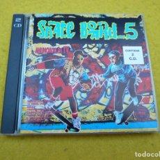 CDs de Música: 2X CD SKATE BOARD - 5 1993 TECHNO, EURO HOUSE Ç. Lote 147849898
