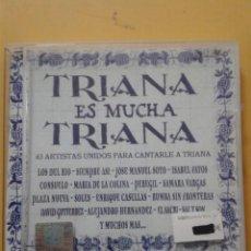 CDs de Música: TRIANA ES MUCHA TRIANA. Lote 147856130