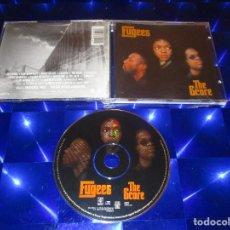 CDs de Música: FUGEES - REFUGEE CAMP ( THE SCORE ) - CD - 483549 2 - CBS/SONY - MISTA MISTA - THE MASK - COWBOYS ... Lote 147878230