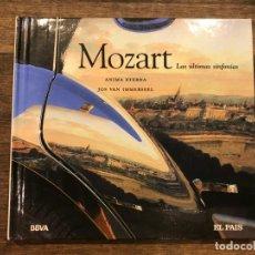 CDs de Música: LAS ULTIMAS SINFONIAS - MOZART - LIBRETO CON CD - 4 FOTOS. Lote 147891330