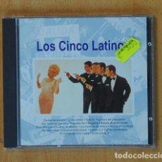 CDs de Música: LOS CINCO LATINOS - LOS CINCO LATINOS - CD. Lote 147910246