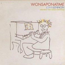 CDs de Música: JOHN LENNON WONSAPONATIME 1998 CD TRI-FOLD DIGIPACK & BOOKLET ANTHOLOGY BEATLES. Lote 147913398